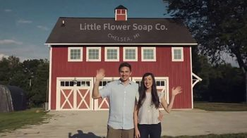 Amazon TV Spot, 'Little Flower Soap Co.'