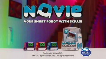Novie TV Spot, 'Little Robot, Big Awesome' - Thumbnail 10