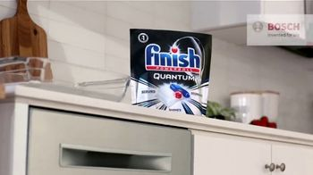 Finish Powerball Quantum TV Spot, 'Bosch: Every Dish, Every Load' - Thumbnail 10
