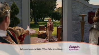 ELIQUIS TV Spot, 'Around the Corner: Play' - Thumbnail 10