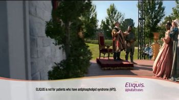 ELIQUIS TV Spot, 'Around the Corner: Play' - Thumbnail 8