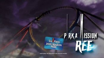 Six Flags Fright Fest TV Spot, '2020 Season Pass' - Thumbnail 6
