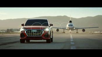 2019 Audi Q3 TV Spot, 'Takeoff' [T1] - Thumbnail 9