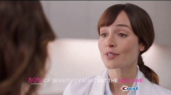 Crest Gum and Sensitivity TV Spot, 'Treat at the Source' - Thumbnail 5