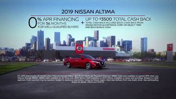 2019 Nissan Altima TV Spot, 'Not All Tech Is Created Equal' [T2] - Thumbnail 8