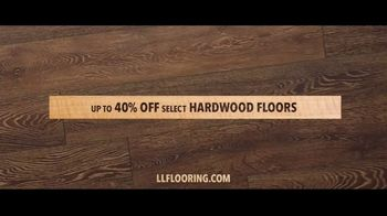 Lumber Liquidators TV Spot, '40 Percent Off Hardwood' - Thumbnail 8