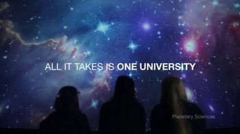 University of Colorado TV Spot, 'Exploration'
