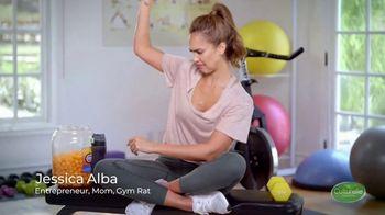Culturelle TV Spot, 'No Pain, No Gain' Featuring Jessica Alba - Thumbnail 2