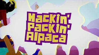 Hackin' Packin' Alpaca TV Spot, 'Pack Your Pieces' - Thumbnail 2