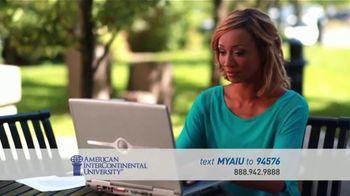American InterContinental University TV Spot, 'We Challenge the World' - Thumbnail 4