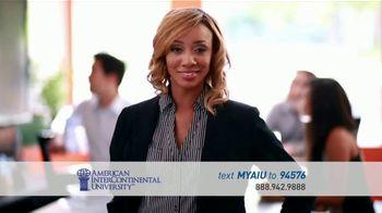 American InterContinental University TV Spot, 'We Challenge the World'