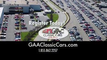 GAA Classic Cars Summer Sale TV Spot, '650 Classic & Muscle Cars' - Thumbnail 9