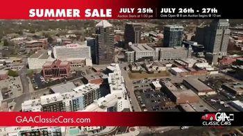 GAA Classic Cars Summer Sale TV Spot, '650 Classic & Muscle Cars' - Thumbnail 3