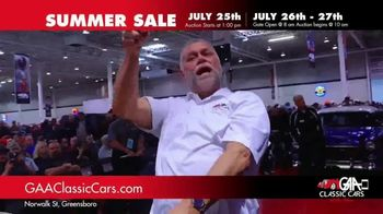 GAA Classic Cars Summer Sale TV Spot, '650 Classic & Muscle Cars' - Thumbnail 4