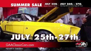 GAA Classic Cars Summer Sale TV Spot, '650 Classic & Muscle Cars' - Thumbnail 5