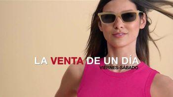 Macy's La Venta de Un Día TV Spot, 'Ofertas del día: joyería fina, juegos de edredones' [Spanish] - Thumbnail 9