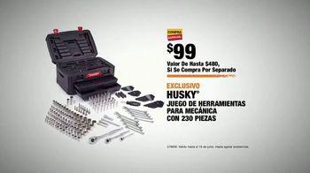 The Home Depot TV Spot, 'Día de los padres: herramienta de Husky' [Spanish] - Thumbnail 9