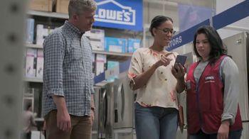 Lowe's TV Spot, 'Happy Hunting: Laundry Pair' - Thumbnail 3