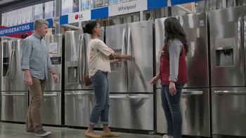 Lowe's TV Spot, 'Happy Hunting: Laundry Pair'