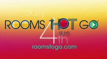 Rooms to Go TV Spot, 'July 4th Hot Buys: Seven Piece Living Room' - Thumbnail 7