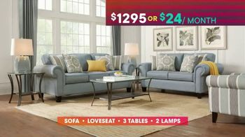 Rooms to Go TV Spot, 'July 4th Hot Buys: Seven Piece Living Room' - Thumbnail 4