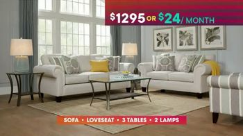 Rooms to Go TV Spot, 'July 4th Hot Buys: Seven Piece Living Room' - Thumbnail 5