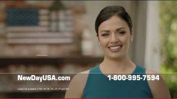 NewDay USA VA Cash Out Refinance Loan TV Spot, 'It All Takes Cash' - Thumbnail 1