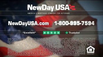 NewDay USA VA Cash Out Refinance Loan TV Spot, 'It All Takes Cash' - Thumbnail 10