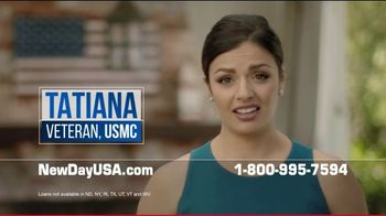 NewDay USA VA Cash Out Refinance Loan TV Spot, 'It All Takes Cash'