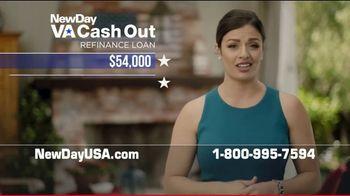 NewDay USA VA Cash Out Refinance Loan TV Spot, 'It All Takes Cash' - Thumbnail 5
