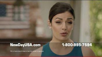 NewDay USA VA Cash Out Refinance Loan TV Spot, 'It All Takes Cash' - Thumbnail 8