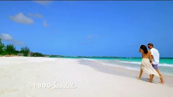 Sandals Resorts TV Spot, 'Where Love Is All You Need' - Thumbnail 2