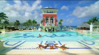 Sandals Resorts TV Spot, 'Where Love Is All You Need' - Thumbnail 3