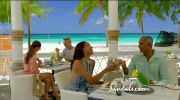 Sandals Resorts TV Spot, 'Where Love Is All You Need' - Thumbnail 6