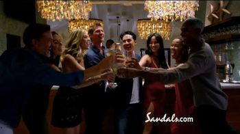 Sandals Resorts TV Spot, 'Where Love Is All You Need' - Thumbnail 7