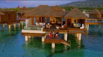 Sandals Resorts TV Spot, 'Where Love Is All You Need' - Thumbnail 8