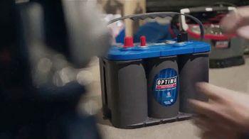Optima Batteries Ride Shotgun TV Spot, 'Prove It' Featuring Edwin Evers - Thumbnail 6