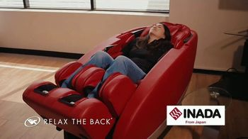 Relax the Back TV Spot, 'On Demand Massages: Inada'