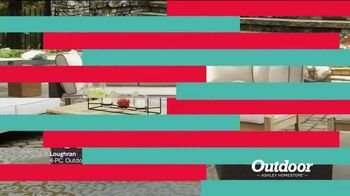 Ashley HomeStore Stars & Stripes Outdoor Event TV Spot, 'Dining and Entertaining' - Thumbnail 6