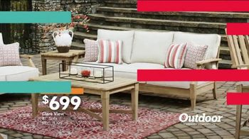 Ashley HomeStore Stars & Stripes Outdoor Event TV Spot, 'Dining and Entertaining' - Thumbnail 8