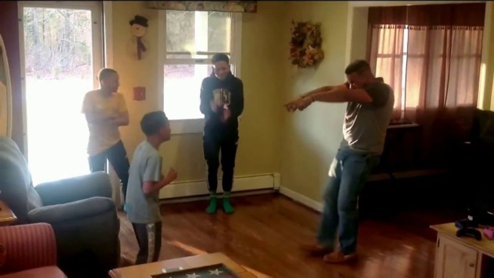 National Responsible Fatherhood Clearinghouse TV Commercial, 'Bust a Move'