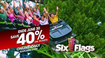 Six Flags Summer Sale TV Spot, 'One Week Only' - Thumbnail 3
