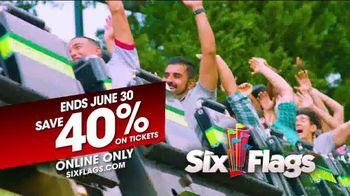 Six Flags Summer Sale TV Spot, 'One Week Only' - Thumbnail 4