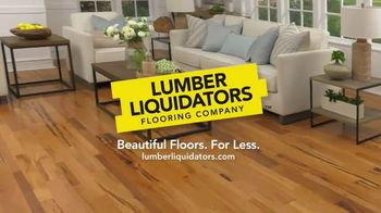 Lumber Liquidators TV Spot, 'Laminate & Waterproof Flooring Savings' - Thumbnail 9