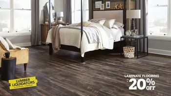 Lumber Liquidators TV Spot, 'Laminate & Waterproof Flooring Savings' - Thumbnail 3