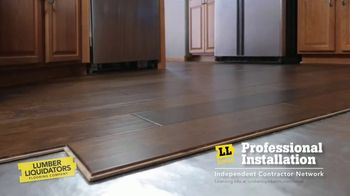 Lumber Liquidators TV Spot, 'Laminate & Waterproof Flooring Savings' - Thumbnail 6
