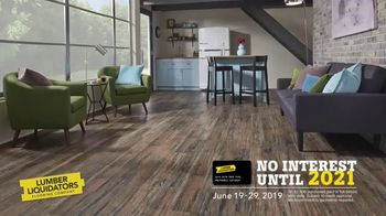Lumber Liquidators TV Spot, 'Laminate & Waterproof Flooring Savings' - Thumbnail 7