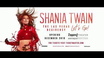 Shania Twain Let's Go!TV Spot, '2019 Las Vegas Residency: Zappos Theater' - Thumbnail 10