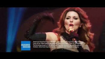 Shania Twain Let's Go!TV Spot, '2019 Las Vegas Residency: Zappos Theater' - Thumbnail 6