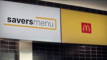 McDonald's Savers Menu TV Spot, 'Bookshelf' - Thumbnail 6